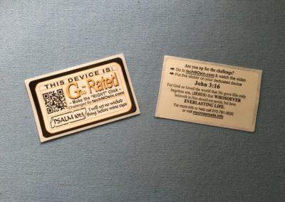 TechNoSin Challenge The Sticker & Screen Savers